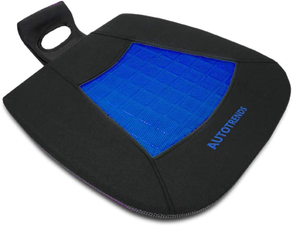 AUTOTRENDS Cooling Car Seat Cushion