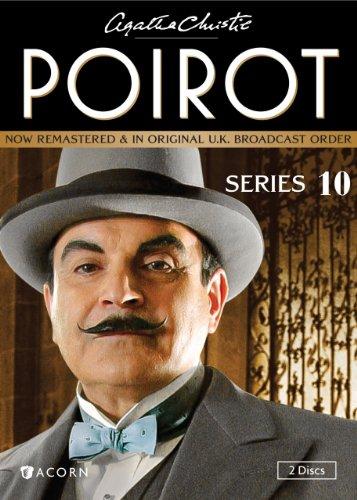 Agatha Christie's Poirot, Series 10 (Poirot Dvd Series 13)