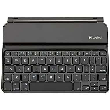 Logitech Ultrathin Keyboard Cover for iPad mini 3/ mini 2/ mini - Black
