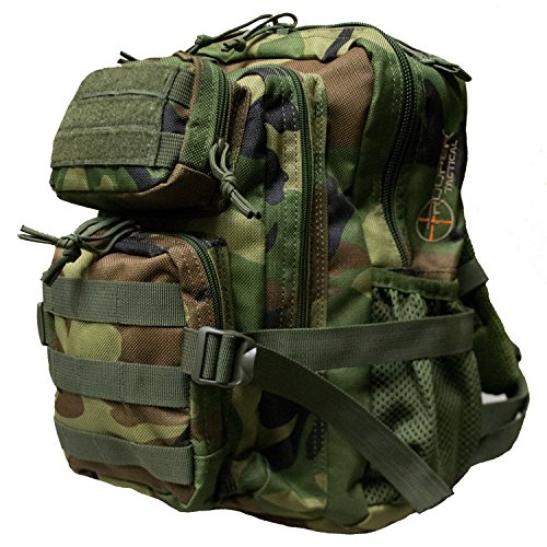Trendy Apparel Shop Infant Kid Recon Tactial Operator Backpack - BDU