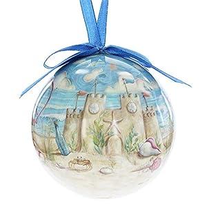 51WOZZkKY9L._SS300_ 500+ Beach Christmas Ornaments and Nautical Christmas Ornaments