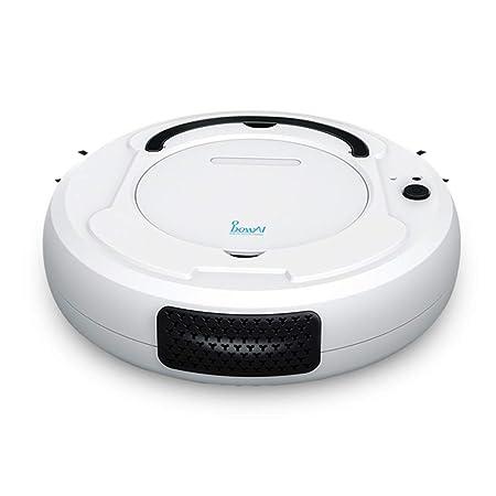 AJH Robot Aspirador 3 en 1 Robot Aspirador Limpiador Inteligente y ...