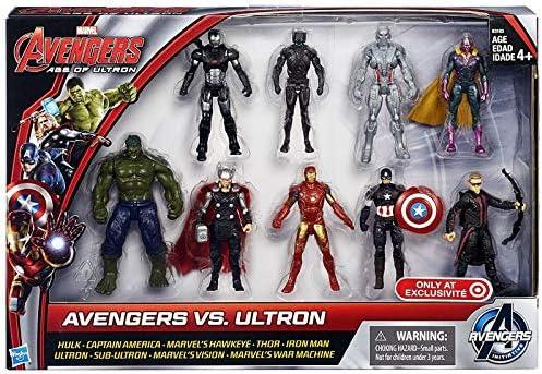 "ZC Toys AVENGERS AGE OF ULTRON THOR 9/"" Figures BOX SET"
