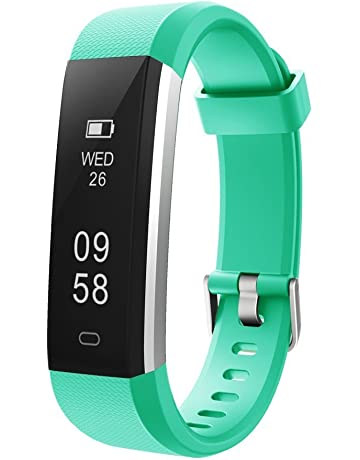 Letsfit Fitness Tracker, IP67 Waterproof Activity Tracker with Pedometer Step Counter Watch and Sleep Monitor Calorie Counter Watch, Slim Smart Bracelet for Women Men