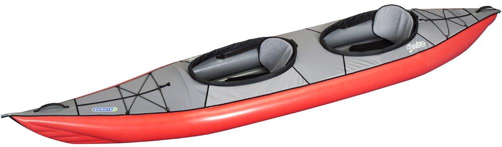 Gumotex Kayak Hinchable Swing 2 Verde: Amazon.es: Deportes y ...