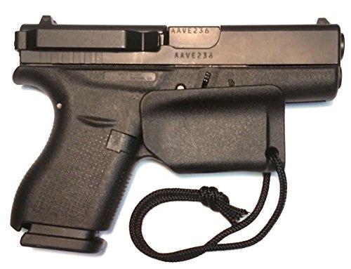 ClipDraw Gun Belt Clip and Trigger Sheath Trigger Guard Bundle for Glock (43-9MM)
