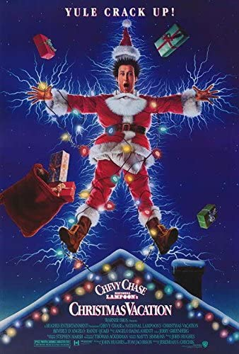 Amazon.com: National Lampoon's Christmas Vacation Movie POSTER 27 x 40,  Chevy Chase, A, MADE IN THE U.S.A.: Posters & Prints