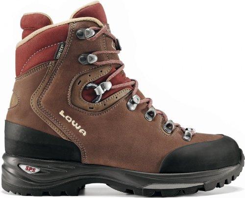 Lowa - Zapatillas para deportes de interior para mujer marrón marrón marrón - marrón