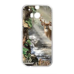 Hall stream Deer Fahionable And Popular High Quality Back Case Cover For HTC M8