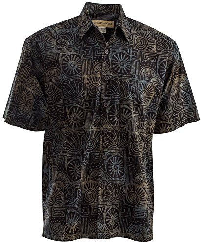 Johari West Indo Bay (XL, Black) -