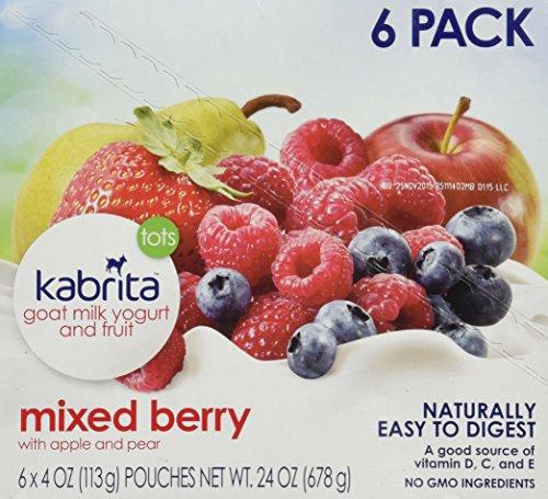 Mixed Berry Yogurt - 6