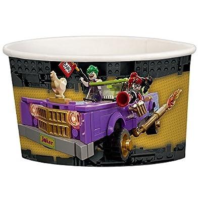 amscan Lego Batman Treat Cups, Party Favor: Toys & Games