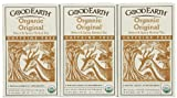 Good Earth Organic Original Sweet & Spicy Tea, Caffeine Free, Herbal, 18 ct, 3 pk