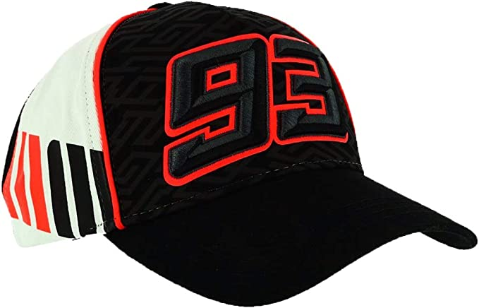 Pritelli 1843005 Mark Marquez 93 - Gorra de béisbol: Amazon.es ...