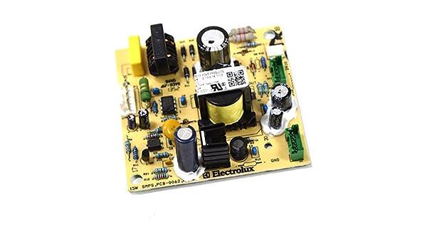 Electrolux 318416300 vitrocerámica inducción fuente de ...