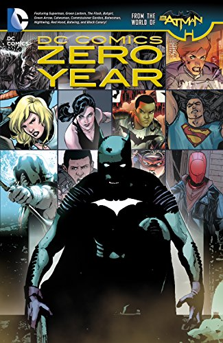 DC Comics: Zero Year (The New ()
