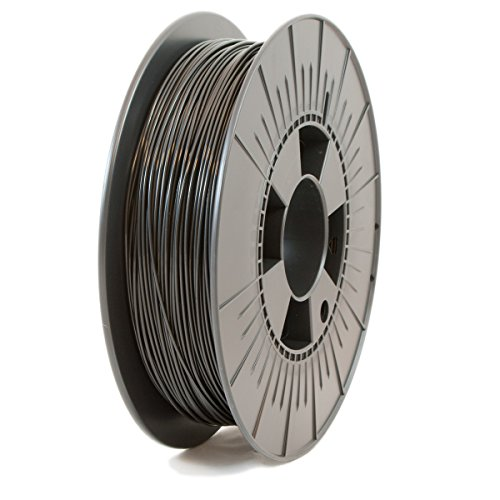 ICE FILAMENTS ICEFIL1FLX139 FLEX Filament, 1.75 mm, 0.50 kg, Brave Black