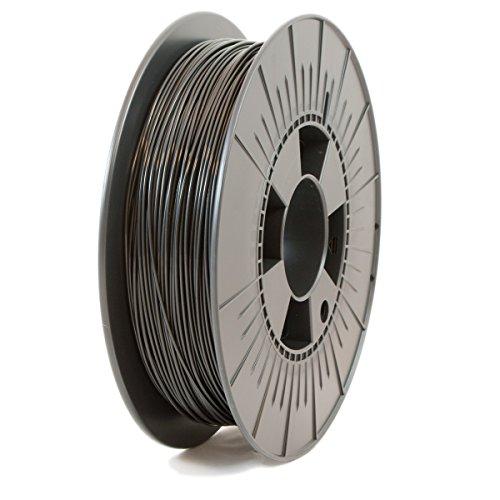 ICE FILAMENTS ICEFIL1FLX139 FLEX Filament, 1.75 mm, 0.50 kg, Brave Black