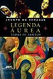 capa de Legenda Áurea