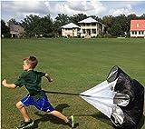Speed Training Resistance Parachute 48'' Inch Sports Power Running Chute Parachute High Quality