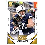 b6b941714 2015 Score  396 Jesse James Steelers NFL Football (RC - Rookie Card) NM-MT