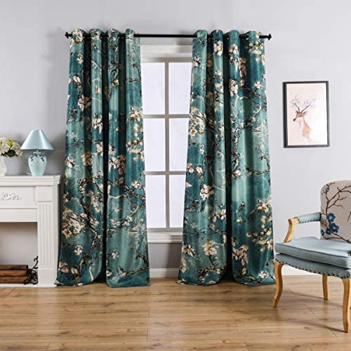 Taisier Home Apricot Curtains Decorative product image