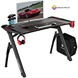 VIT 63 Inch Ergonomic Gaming Desk, T-Shaped