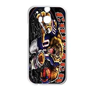 Chicago Bears Bestselling Creative Stylish High Quality Hard Case For HTC M8