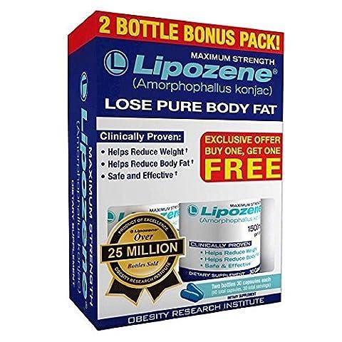 Lipozene Diet Pills - Maximum Strength Fat