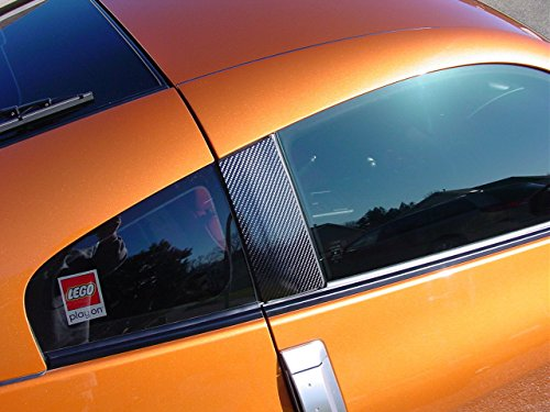 Carbon Fiber Pillars (CARBON FIBER DOOR PILLAR COVER FOR 2003-2008 NISSAN 350Z)