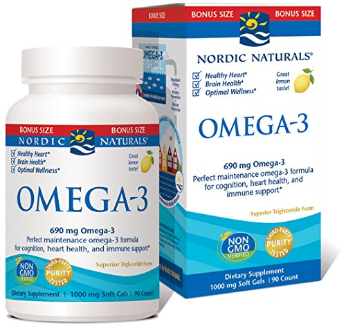 Nordic Naturals Omega 3 Soft Gels product image