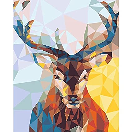 Amazon Com Jynxos Paint By Numbers 16x20 For Adults Kids Linen