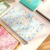 VT BigHome Paper File Folder Bag Waterproof Book Accordion Style Design Document Rectangle Office Home School