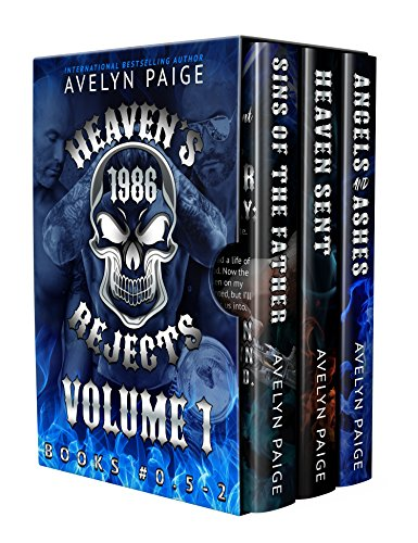 Heaven's Rejects MC Vol. 1 (Heaven's Rejects Bundle) by [Paige, Avelyn, Deanching, Reggie, Pacis, Michael]