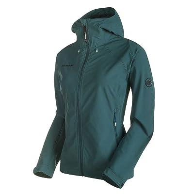 Mammut Runbold Trail SO Hooded Women's Jacket