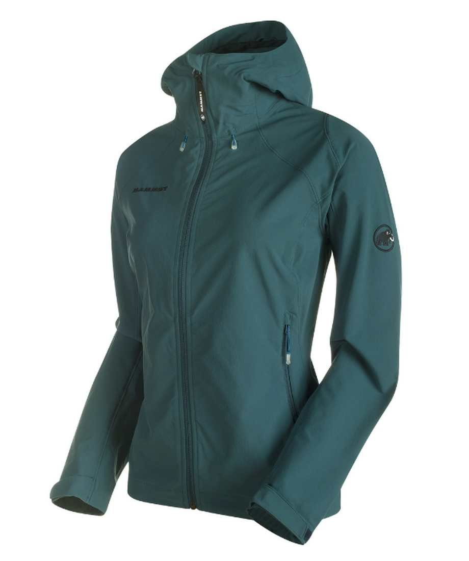Mammut Runbold Trail SO Hooded Jacket Women