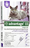 Advantage A9 Once a Month Flea Control for Cats 9 Pounds and up – Purple, My Pet Supplies