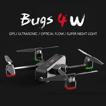 Mobiliarbus RC Drone MJX Bugs 4W GPS sin escobillas con cámara 2K ...