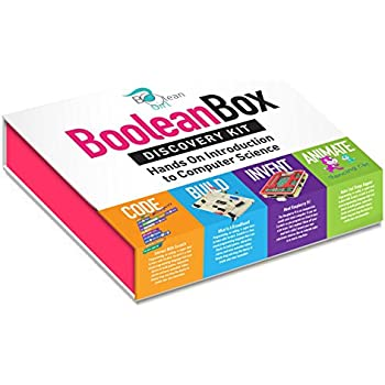 Boolean Box - a Build-It-Yourself Computer Kit for Girls