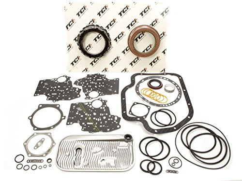 TCI 259015 GM TH400 Master Racing Trans. Overhaul Kit