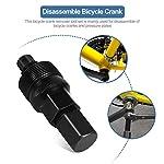 Yosoo-Health-Gear-Estrattore-Braccio-manovella-Bici-estrattore-estrattore-Ruota-manovella-Bicicletta-Set-estrattore-Movimento-Centrale-estrattore-per-Riparazione-Mountain-Bike