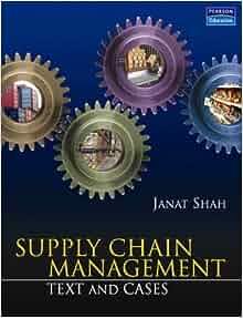 Supply chain management janat shah free download