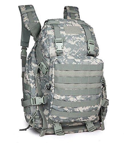 [プロモーション]クルーCab TacticalバックパックアウトドアMilitary Rucksacks Tacticalスポーツキャンプハイキングトレッキングバッグ11009  ACU 11009 B0187VFJPO