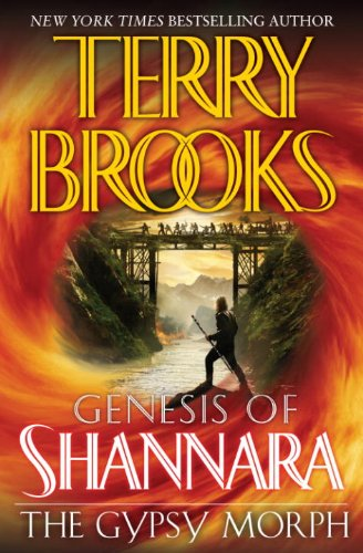 The Gypsy Morph (Genesis Of Shannara Book 3)