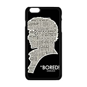 linJUN FENGBored man Cell Phone Case for iPhone plus 6