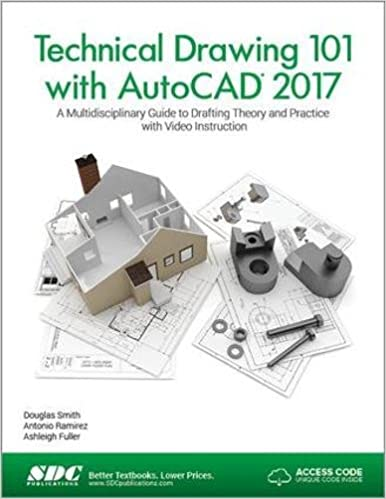 Amazon com: Technical Drawing 101 with AutoCAD 2017