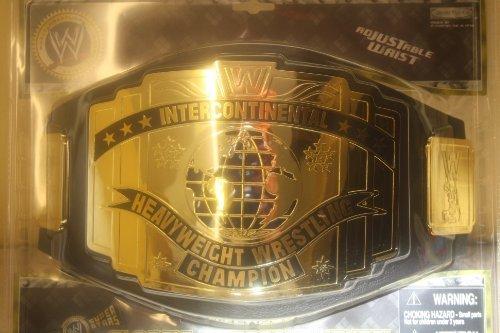 Jakks Pacific WWE Classic Intercontinental Heavyweight Wrestling Championship - Classic Belt Kids