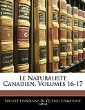 Le Naturaliste Canadien, , 1143113667
