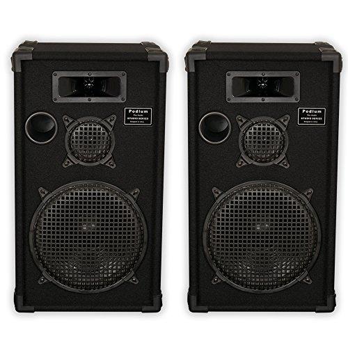 10 Best Podium Pro Home Audio Speakers