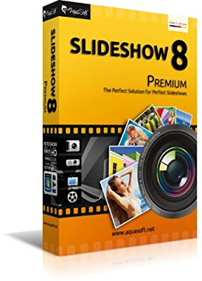 AquaSoft SlideShow 8 Premium [Download]